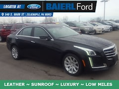 Used  2016 Cadillac CTS 2.0L Turbo Sedan For sale in Zelienople PA