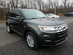 New 2019 Ford Explorer XLT SUV For Sale in Zelienople, PA