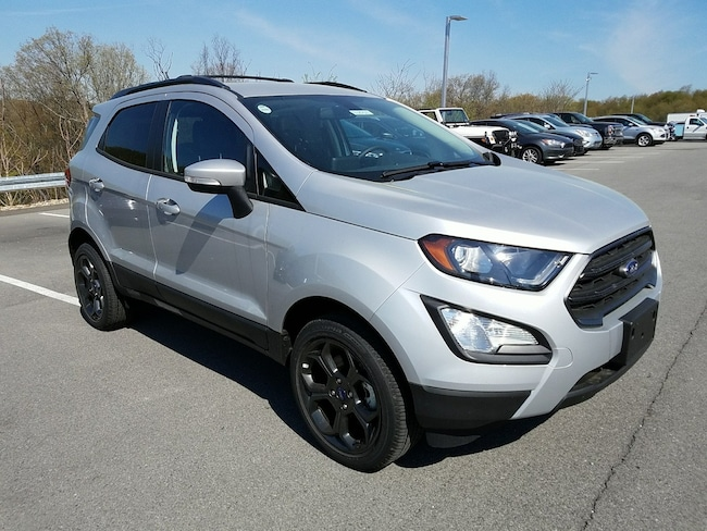 New 2018 Ford EcoSport SES SUV For sale in Zelienople, PA