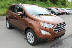 New 2019 Ford EcoSport SE SUV For Sale in Zelienople PA