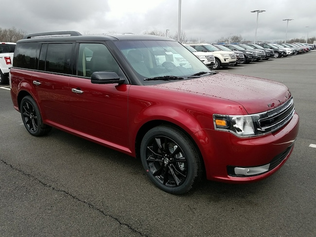 New 2018 Ford Flex SEL SUV For sale in Zelienople, PA