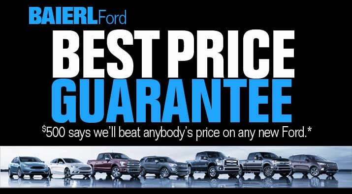 Ford Dealer Pittsburgh Pa Baierl Ford