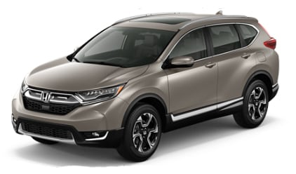 2019 honda CRV offer