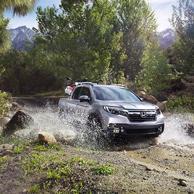 Honda Ridgeline All-Wheel Drive