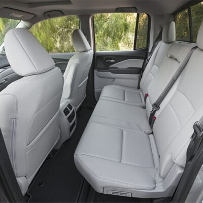 Honda Ridgeline Leather Seats
