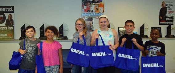 Baierl Honda Giving Back To The Community Of Western Pa