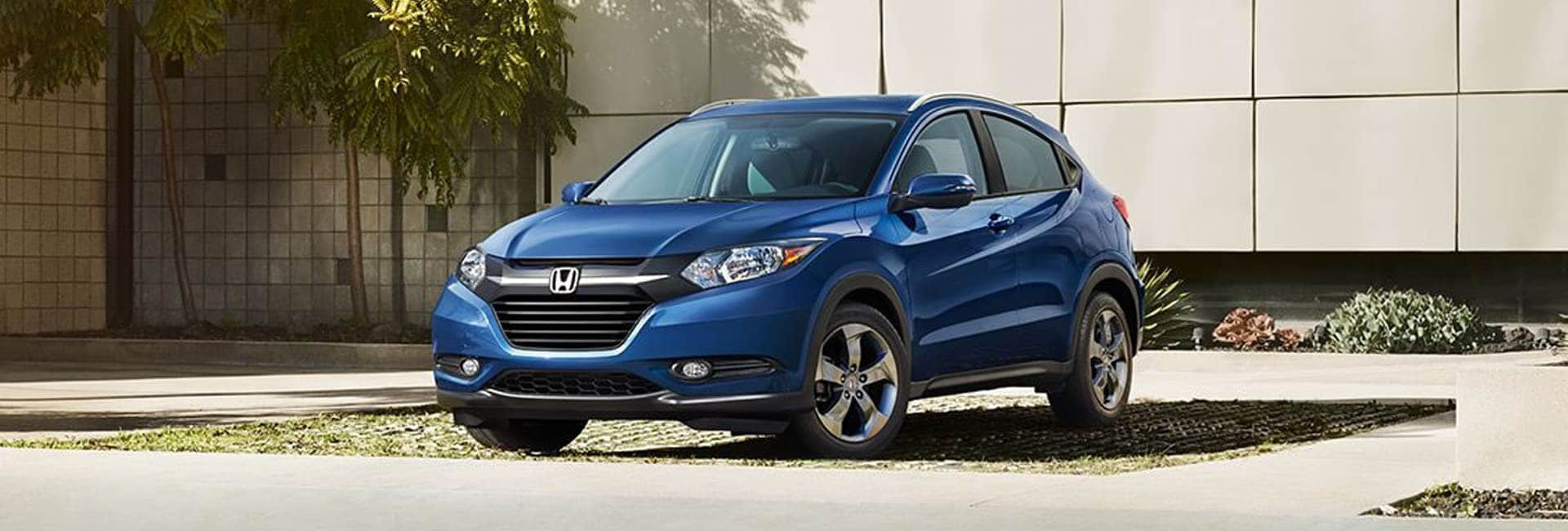 Honda HR-V Exterior Vehicle Features