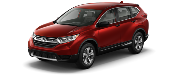 New  Honda CR-V  at Baierl Honda