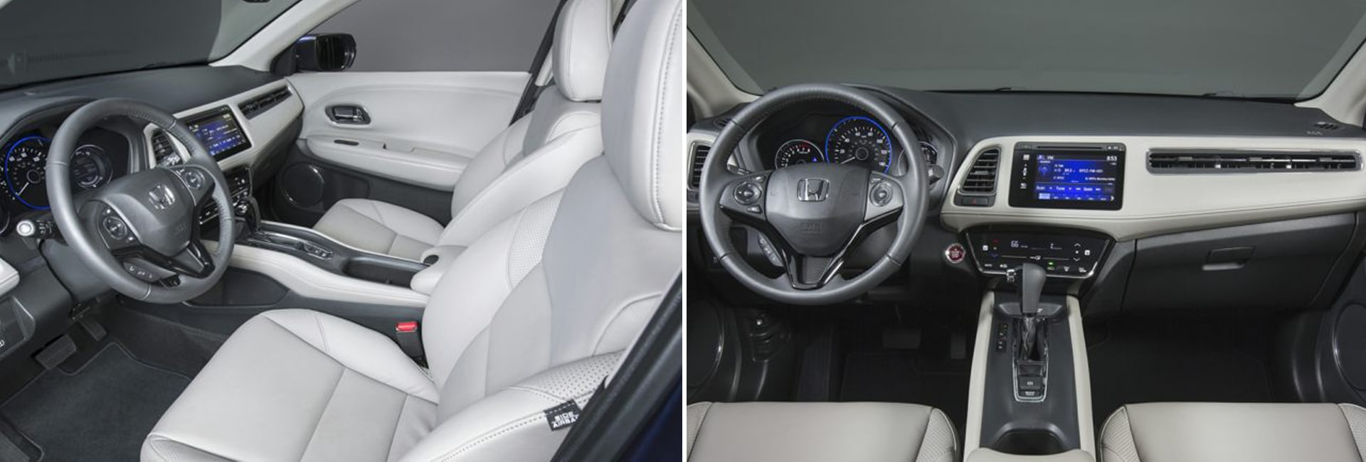 Honda HR-V Interior Vehicle Features