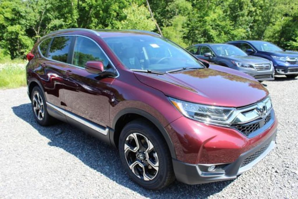 New 2019 Honda CR-V For Sale at Baierl Honda | VIN
