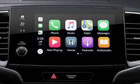 Available Apple CarPlay Integration