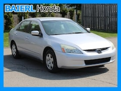 2005 Honda Accord LX AT Car