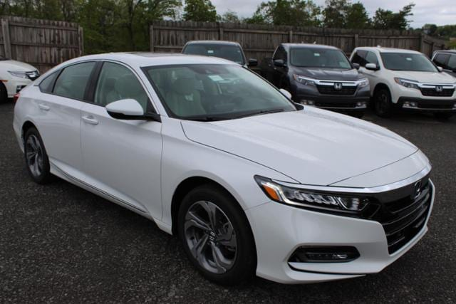 2019 Honda Accord EX-L 1.5T CVT Car