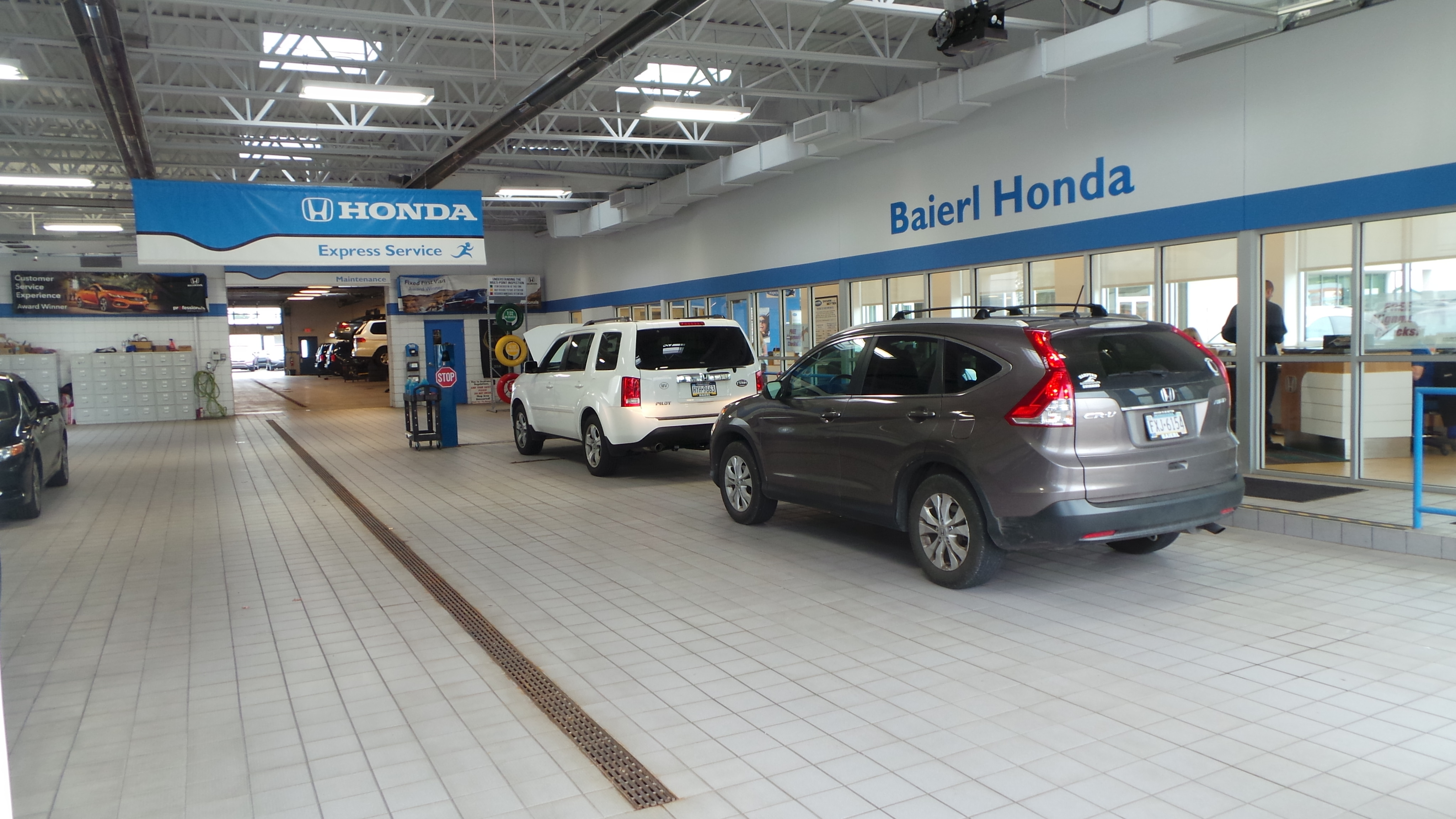 Baierl honda new honda dealership in wexford pa 15090 for Honda express service