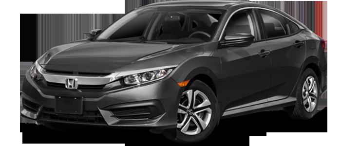 New 2018 Honda Civic LX Sedan at Baierl Honda