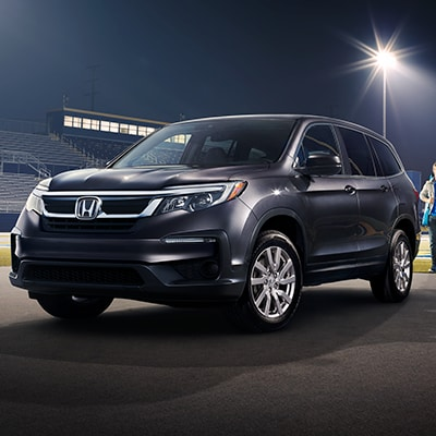 Honda Pilot Interior and Exterior Vehicle Features
