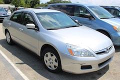 2007 Honda Accord 4dr I4 MT LX Car