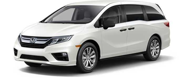 Honda Odyssey. Lease For