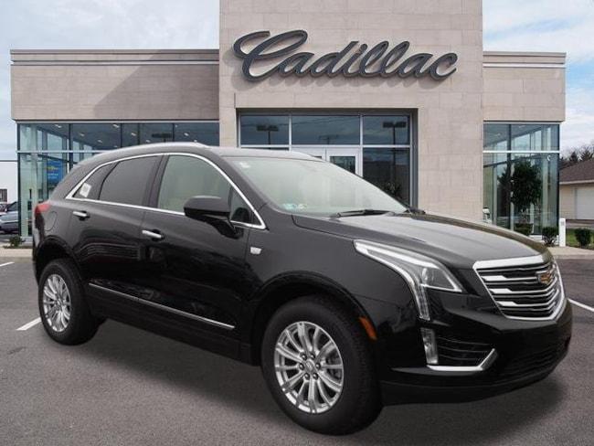New 2019 Cadillac Xt5 Suv Base Stellar Black For Sale Medford Or