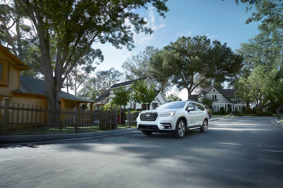 New Subaru Ascent