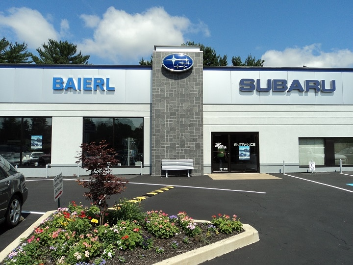 Used Subaru Cars in Pittsburgh | Baierl Subaru Pittsburghh