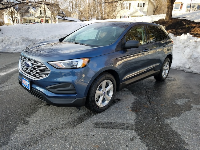 New 2019 Ford Edge SE SE AWD Livermore Falls