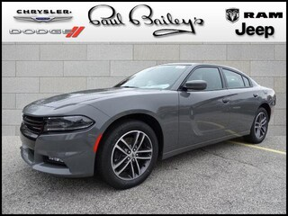 New Chrysler Jeep Dodge Ram models 2019 Dodge Charger SXT AWD Sedan for sale in North Kingstown, RI