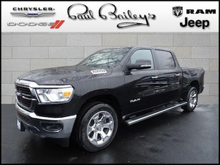 New Chrysler Jeep Dodge Ram models 2019 Ram All-New 1500 BIG HORN / LONE STAR CREW CAB 4X4 5'7 BOX Crew Cab for sale in North Kingstown, RI