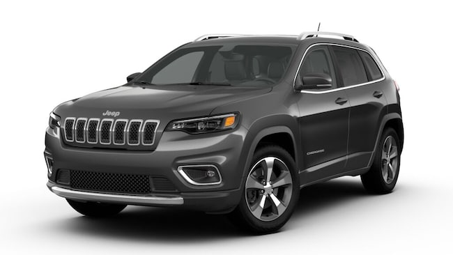 New 2019 Jeep Cherokee LIMITED 4X4 Sport Utility North Kinigstown