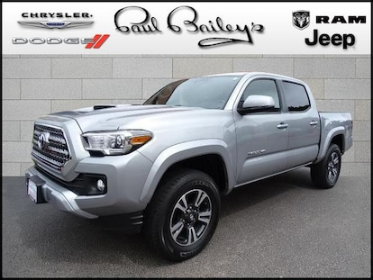 Used Toyota Tacoma Trucks For Sale >> Used 2016 Toyota Tacoma 4wd Double Cab V6 At Trd Sport Natl For Sale In Ri Stock 18ww661a