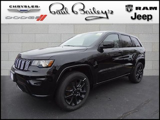 New Chrysler Jeep Dodge Ram models 2019 Jeep Grand Cherokee ALTITUDE 4X4 Sport Utility 1C4RJFAG8KC546209 for sale in North Kingstown, RI