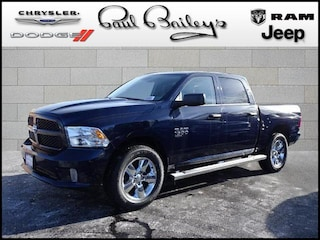 New Chrysler Jeep Dodge Ram models 2019 Ram 1500 CLASSIC EXPRESS CREW CAB 4X4 5'7 BOX Crew Cab 1C6RR7KG1KS508945 for sale in North Kingstown, RI