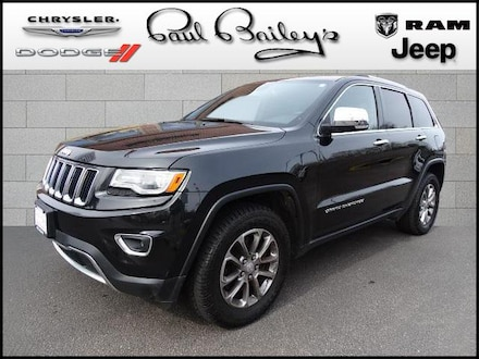 2014 Jeep Grand Cherokee 4WD  Limited SUV
