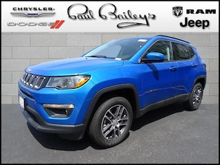 Used Vehicles for sale 2018 Jeep Compass Latitude 4x4 SUV 3C4NJDBB8JT324021 in North Kingstown, RI