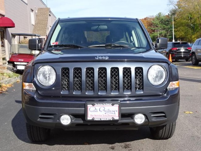 used 2014 jeep patriot 4wd latitude for sale north kingstown ri. Black Bedroom Furniture Sets. Home Design Ideas