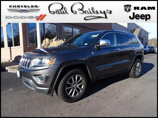 Used Vehicles for sale 2014 Jeep Grand Cherokee 4WD  Limited SUV 1C4RJFBG8EC478559 in North Kingstown, RI