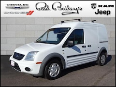Bargain  2013 Ford Transit Connect 114.6 XLT w/o Side or Rear Door Glass Van for sale in North Kingstown, RI