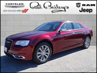 New Chrysler Jeep Dodge Ram models 2019 Chrysler 300 LIMITED AWD Sedan for sale in North Kingstown, RI