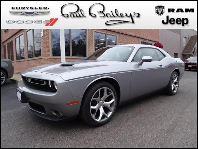 Used 2016 Dodge Challenger SXT Plus Coupe North Kinigstown