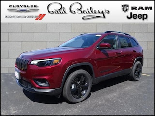 New Chrysler Jeep Dodge Ram models 2019 Jeep Cherokee ALTITUDE 4X4 Sport Utility for sale in North Kingstown, RI