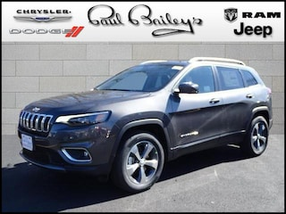 New Chrysler Jeep Dodge Ram models 2019 Jeep Cherokee LIMITED 4X4 Sport Utility 1C4PJMDXXKD390238 for sale in North Kingstown, RI