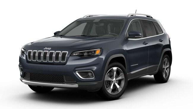 New 2019 Jeep Cherokee LIMITED 4X4 Sport Utility near Warwick RI