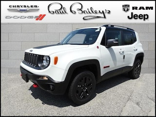 New Chrysler Jeep Dodge Ram models 2018 Jeep Renegade TRAILHAWK 4X4 Sport Utility for sale in North Kingstown, RI