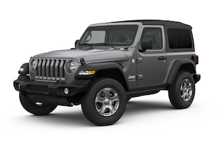 New Chrysler Jeep Dodge Ram models 2019 Jeep Wrangler SPORT S 4X4 Sport Utility 1C4GJXAG0KW564120 for sale in North Kingstown, RI
