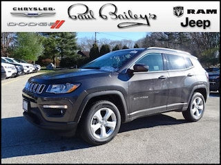 New Chrysler Jeep Dodge Ram models 2019 Jeep Compass LATITUDE 4X4 Sport Utility 3C4NJDBB3KT630836 for sale in North Kingstown, RI