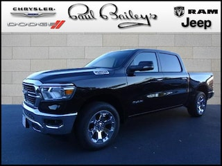 New Chrysler Jeep Dodge Ram models 2019 Ram 1500 BIG HORN / LONE STAR CREW CAB 4X4 5'7 BOX Crew Cab 1C6SRFFT6KN659457 for sale in North Kingstown, RI