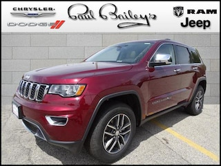 New Chrysler Jeep Dodge Ram models 2017 Jeep Grand Cherokee LIMITED 4X4 Sport Utility for sale in North Kingstown, RI