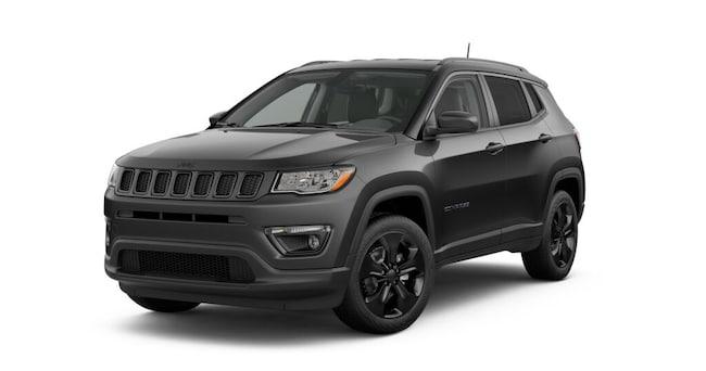 New 2019 Jeep Compass ALTITUDE 4X4 Sport Utility near Warwick RI