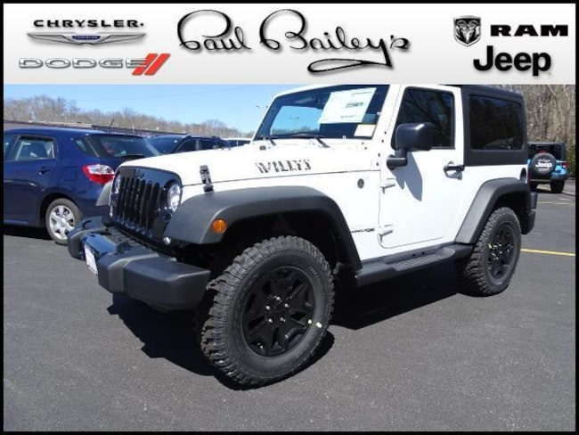 new 2018 jeep wrangler jk willys wheeler w 4x4 for sale in north