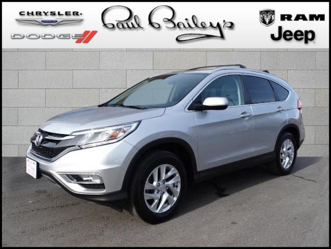 Used 2015 Honda CR-V AWD  EX SUV near Warwick RI